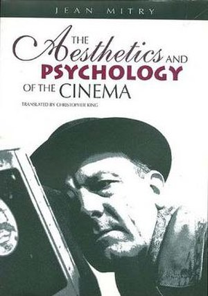 Jean Mitry - Jean Mitry on the cover of The Aesthetics and Psychology of the Cinema