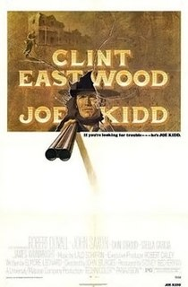 <i>Joe Kidd</i> 1972 film by John Sturges