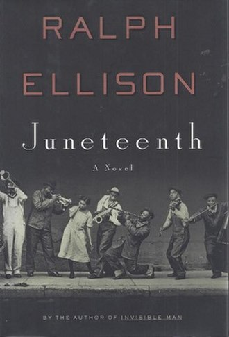 Juneteenth (novel) - Image: Juneteenth (novel)
