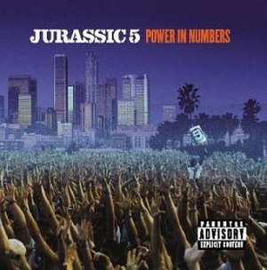 Power in Numbers - Image: Jurassic 5 Power In Numbers DV Dversion albumcover
