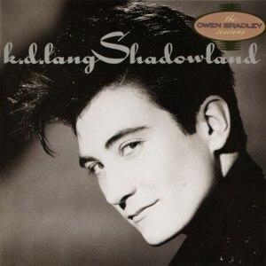 Shadowland (k.d. lang album) - Image: K.d. lang Shadowland