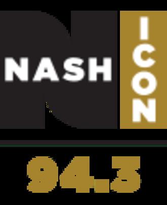 KAMO-FM - Image: KAMO Nash Icon 94.3 logo