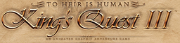 King's Quest III: To Heir Is Human (AGD Interactive)