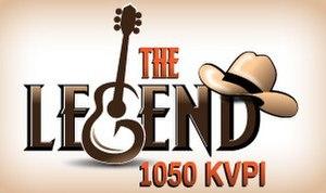 KVPI (AM) - Image: KVPI 1050KVPI logo