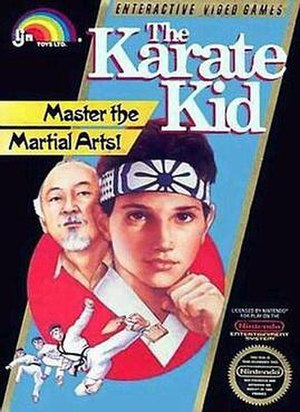 The Karate Kid (video game) - The Karate Kid