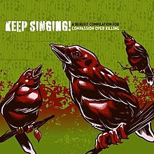 Keep Singing! A Benefit Compilation for Compassion Over Killing album cover.jpg