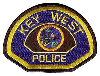 Key West Police Department - Image: Key West Police