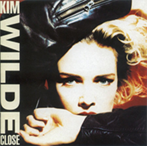 Close (Kim Wilde album) - Image: Kim Wilde Close Coverart