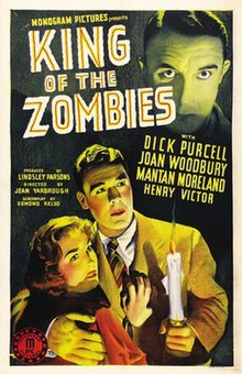 king of the zombies wikipedia