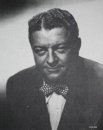Kroger Babb - Kroger Babb in an undated promotional photo.