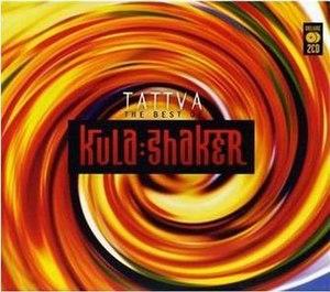 Tattva: The Very Best of Kula Shaker - Image: Kula Shaker Tattva