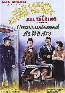 L&H Unaccustomed As We Are 1929.jpg
