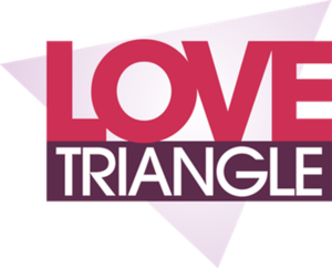 Love Triangle (game show) - Image: LOVE TRIANGLE logo