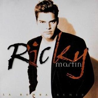 La Bomba (Ricky Martin song) - Image: La Bomba single by Ricky Martin