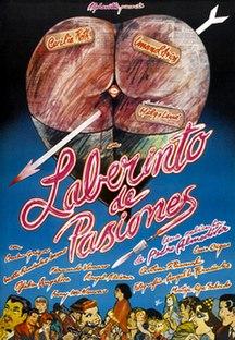 <i>Labyrinth of Passion</i> 1982 film by Pedro Almodóvar