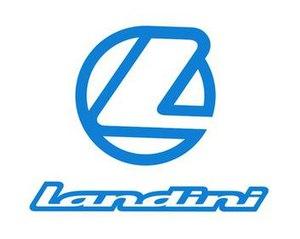 Landini (tractor) - Image: Landini Tractors Logo