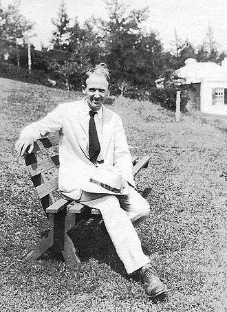 Lawrence Ogilvie - Lawrence Ogilvie, Bermuda 1926