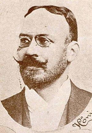 Leo Hönigsberg - Image: Leo Honigsberg (1861 1911)