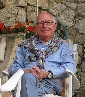 Lester Wunderman, 2008