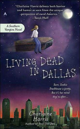 Living Dead in Dallas - Cover of Living Dead in Dallas