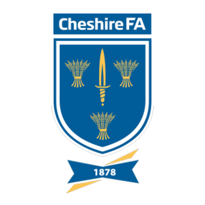 Cheshire Football Association - Image: Logo of Cheshire Football Association