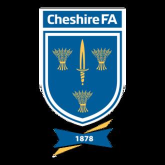 Cheshire Football Association - Image: Logo of Cheshire Football Association