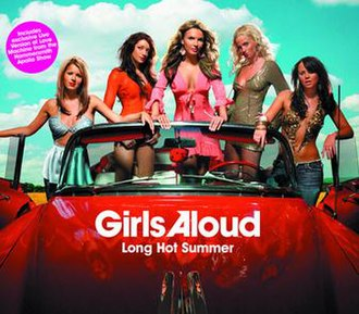 Girls Aloud — Long Hot Summer (studio acapella)