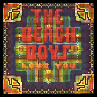 The Beach Boys Love You - Image: Love You Cover