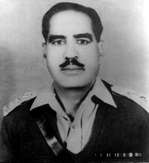 Ghulam Hussain Chaudry