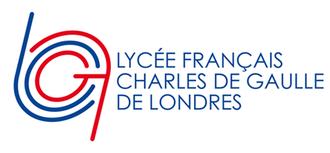 Lycée Français Charles de Gaulle - Image: Lycée Français de Londres Logo