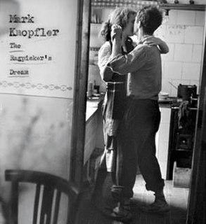 <i>The Ragpickers Dream</i> 2002 studio album by Mark Knopfler