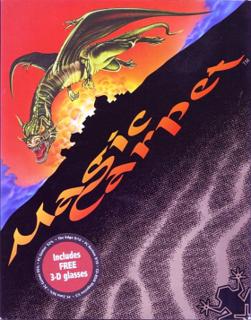 <i>Magic Carpet</i> (video game) video game