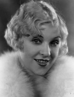 Marjorie White Canadian actress