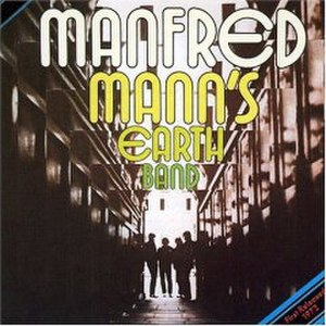 Manfred Mann's Earth Band (album) - Image: Manfred Mann's Earth Band
