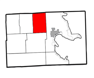 Maple Ridge Township, Alpena County, Michigan Township in Michigan, United States