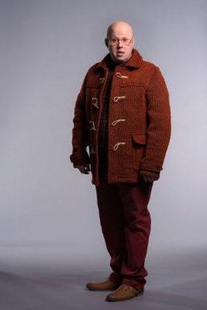 Nardole - Matt Lucas as Nardole
