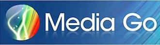 Media Go - Media Go Logo
