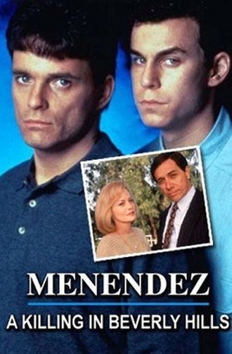 Menendez: A Killing in Beverly Hills - Film poster