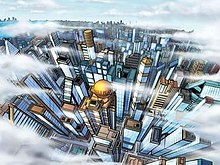 Metropolis comics WikipediaNew York City Street Wallpaper