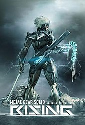 As Metal Gear Solid Risingedit