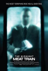 Film poster for Midnight Meat Train.