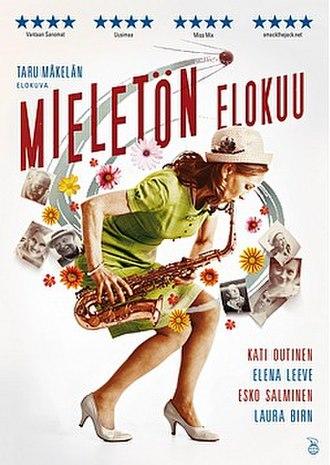 August Fools - Image: Mieleton elokuu