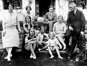 Mitford family - The Mitford family