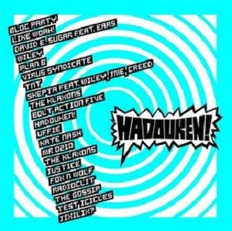 Mixtape (Hadouken! EP) - Image: Mixtape (Hadouken! EP)