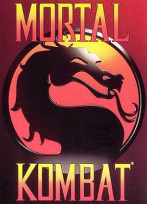 Mortal Kombat (1992 video game) - Cover artwork for the home versions