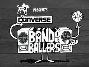 Converse Band of Ballers - Image: Mtv 2 Converse Band Of Ballers Logo