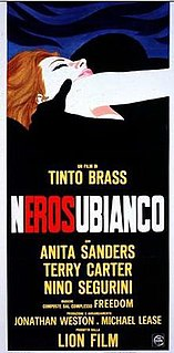 <i>Nerosubianco</i> 1969 film by Tinto Brass