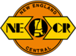 New England Central Railroad - Image: New England Central Railroad logo