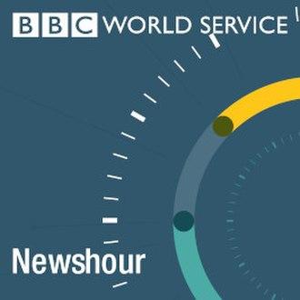 Newshour - Image: Newshour (BBC World Service) cover art
