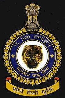No. 220 Squadron IAF